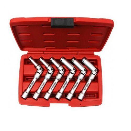 PROLINE Zestaw kluczy nasadowych do świec żarowych 46841