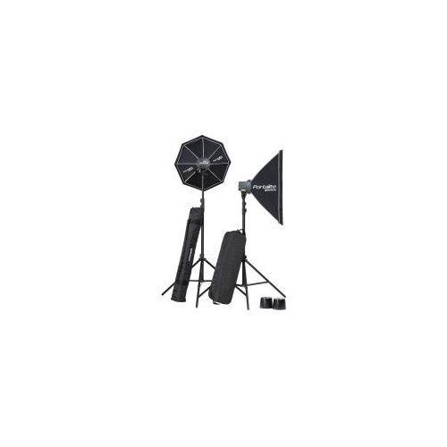 Zestaw lamp błyskowych Elinchrom D-Lite ONE/ONE softboxy NEW!, ELI 20847.2