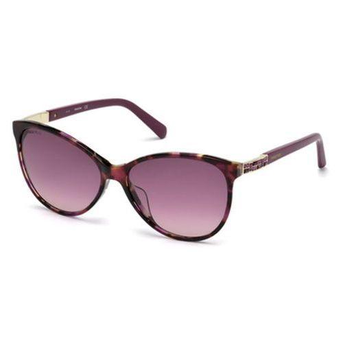 Swarovski Okulary słoneczne sk 0123-h 56z