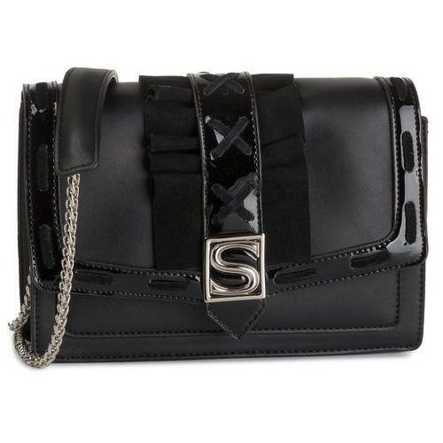 Torebka - clutch bag silvian roxy rca19003bo black w0148 marki Silvian heach