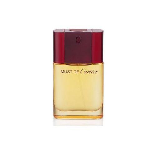 Tester -  must de cartier woda toaletowa 100ml + próbka gratis! marki Cartier