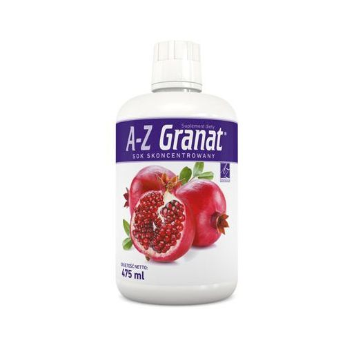 A-Z Granat sok 5-krotny koncentrat 475ml (5903560622390)