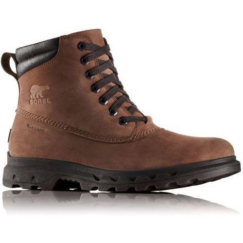 portzman lace buty mężczyźni brązowy 44,5 2018 trapery turystyczne, Sorel