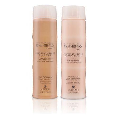 Alterna  bamboo volume | zestaw nadający objętość: szampon 250ml + odżywka 250ml (9753197531810)