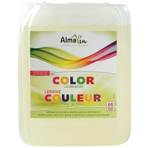 Almawin® Płyn do prania tkanin kolorowych kwiat lipy koncentrat 5 l