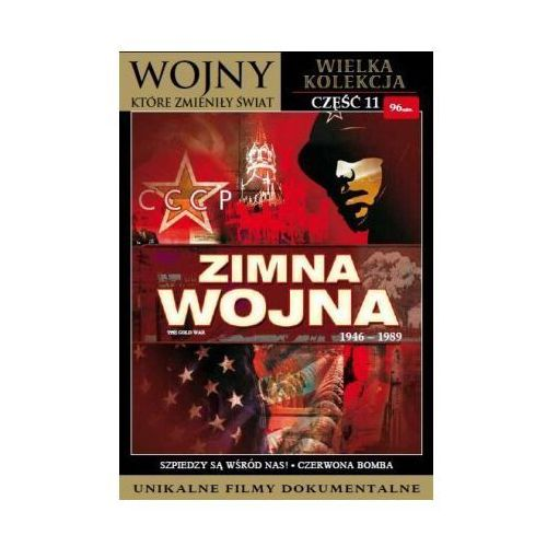 Zimna wojna (DVD) - Imperial CinePix. DARMOWA DOSTAWA DO KIOSKU RUCHU OD 24,99ZŁ (5903570144219)