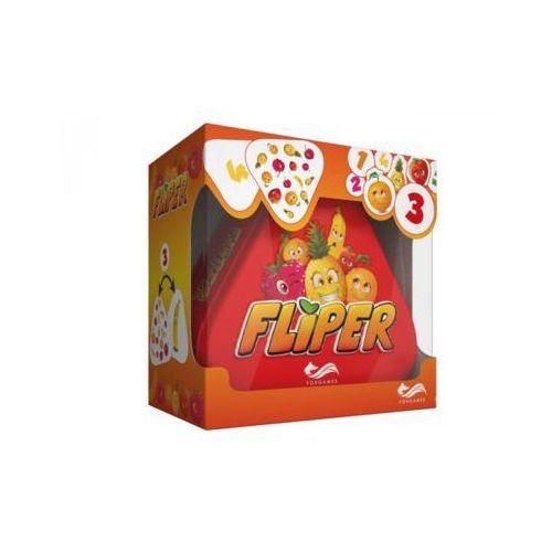 Foxgames Gra fliper - darmowa dostawa od 199 zł!!!