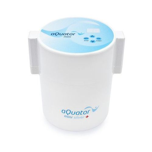 Jonizator Aquator Mini Silver+ - 20 RAT 0% - DARMOWA WYSYŁKA 24H