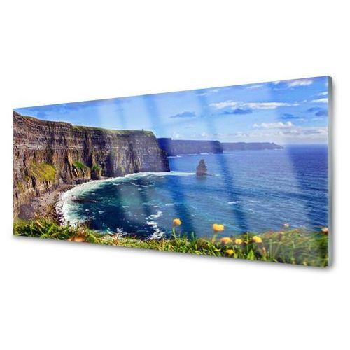 Panel Kuchenny Zatoka Skały Morze Krajobraz