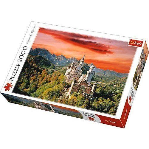 Puzzle TREFL Nowy Łabędzi Kamień 2000 elementów (5900511270501)