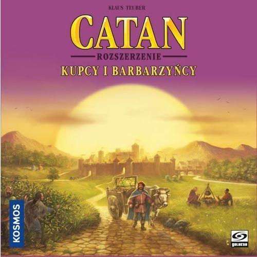 Catan: kupcy i barbarzyńcy marki Galakta. Najniższe ceny, najlepsze promocje w sklepach, opinie.