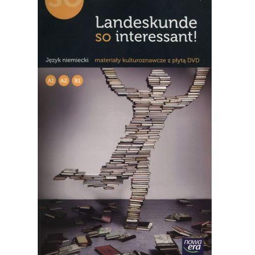 Landeskunde so Interessant! Język Niemiecki. Materiały Kulturoznawcze + DVD, Nowa Era