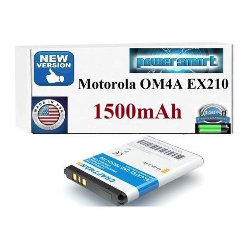 Powersmart Bateria do motorola om4a ex210 ex211 wx280 wx260