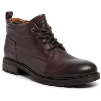 Trzewiki TOMMY HILFIGER - Winter Shearling Lining Boot FM0FM02437 Coffee Bean 212, w 6 rozmiarach