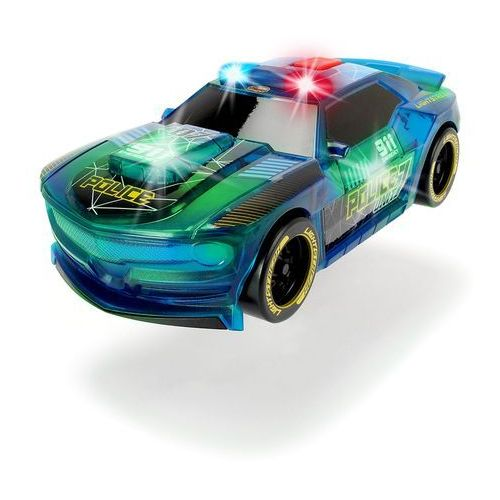 Dickie Racing Lightstreak Police (4006333029417)