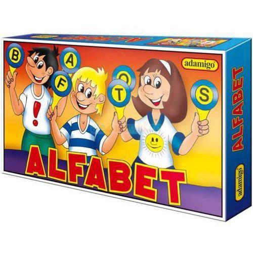Alfabet - układanka