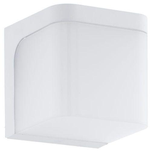 Eglo Kinkiet jorba 96255 lampa ścienna 1x6w led biały (9002759962555)