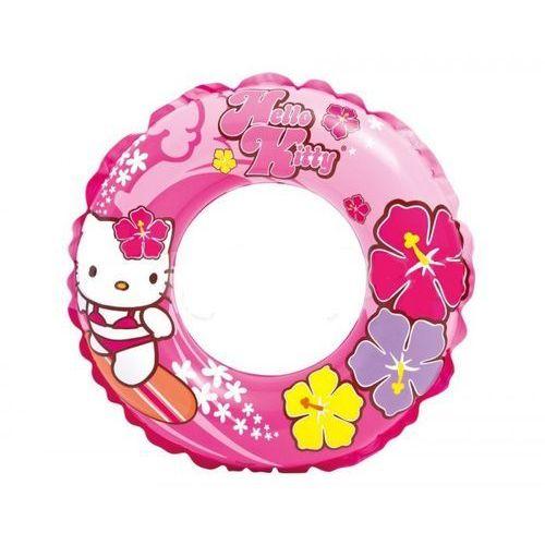 Intex Kółko do pływania  hello kitty 56210