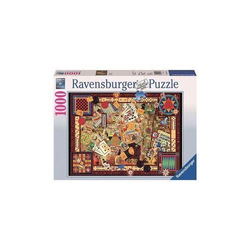 Puzzle RAVEN. 1000 EL. Vintage