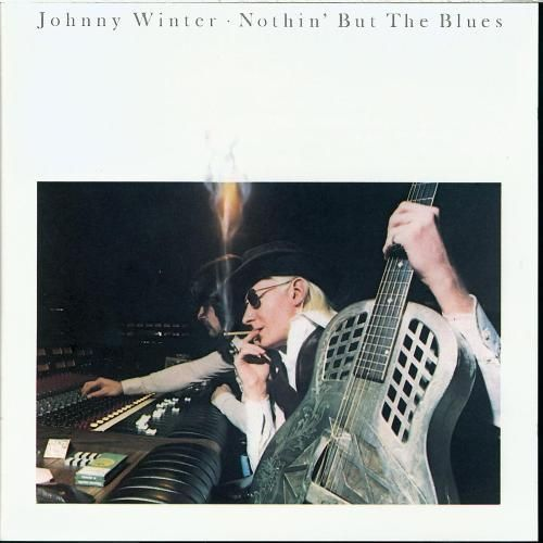 Sony music entertainment Johnny winter - nothin' but the blues