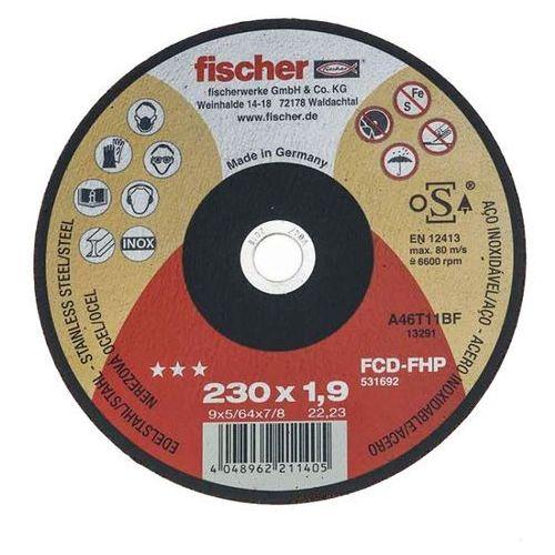 TARCZA DO CIĘCIA FISCHER FCD-FHP 230X1,9X22 PLUS