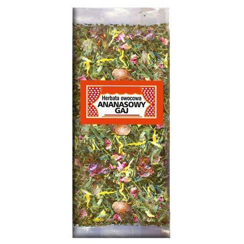 Perfect composition 50g herbata owocowa ananasowy gaj | darmowa dostawa od 150 zł!, marki Yerba mate