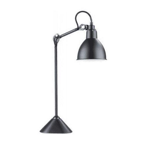 Maxlight Scandia T0038 lampka stołowa 1x40W E14 czarna