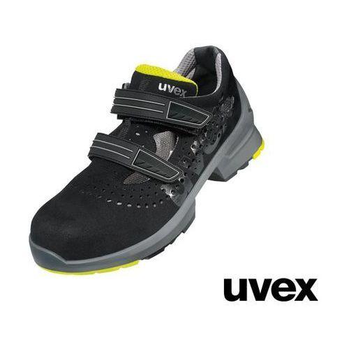 Sandały robocze czarne Uvex BUVEXS-ONE BSY S1 SRC 43