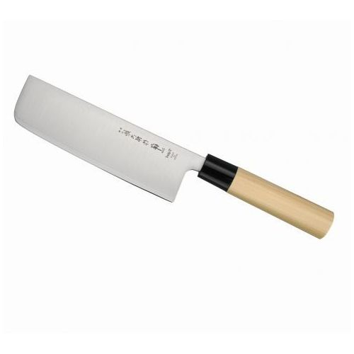 Tojiro Zen Dąb Nóż Nakiri 165mm, FD-568D