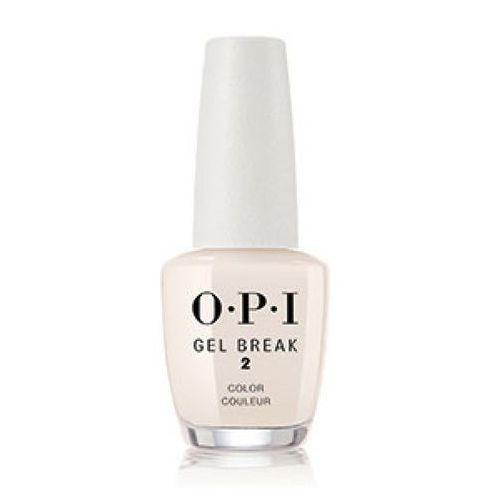 OPI GEL BREAK COLOR - BARELY BEIGE Kolor systemu OPI Gel Break (Barely Beige)
