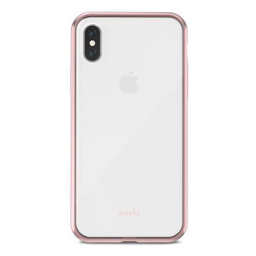 Moshi vitros - etui iphone x (orchid pink)
