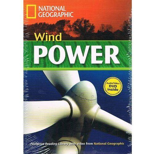 Wind Power + MultiROM. Footprint Reading Library 1300 Headwords (opr. miękka)