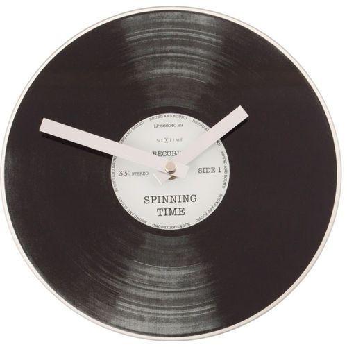 Nextime - zegar stołowy - little spinning time