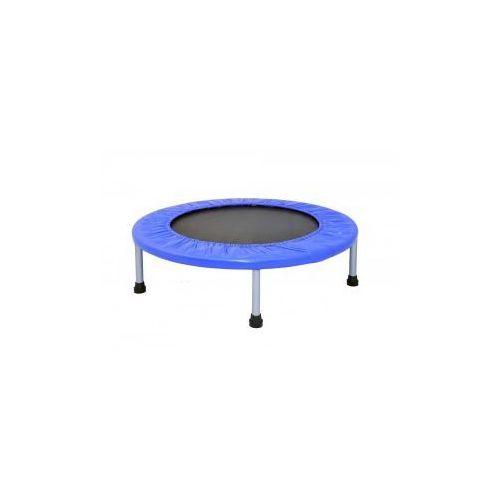 ATHLETIC24 97 cm - trampolina domowa niebieska