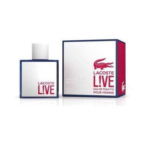 Lacoste Lacoste Live Men 100ml EdT