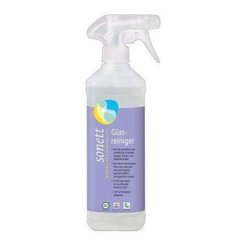 Płyn do mycia okien ze spryskiwaczem EKO 500ml - Sonett