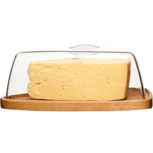 Sagaform - nature - deska do sera z pokrywą (7394150162705)
