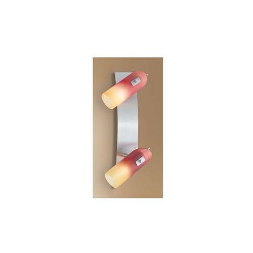 36154 - oświetlenie punktowe elite 3 2xg9/40w czerwony/pomarańczowy marki Eglo