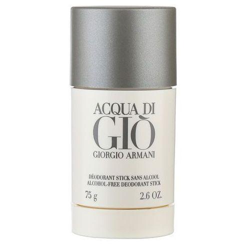 acqua di gio pour homme dezodorant w sztyfcie 75 g / codziennie nowa oferta dnia - sprawdź! marki Giorgio armani