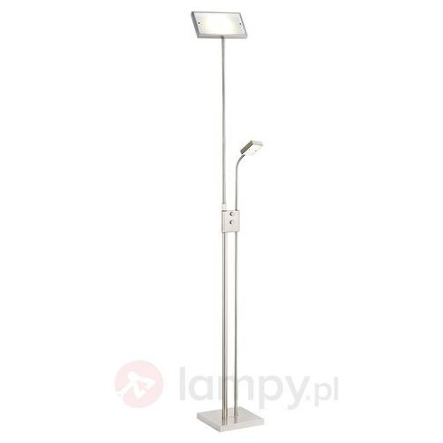 Brilliant Prostokątna lampa stojąca led sunniva (4004353176012)