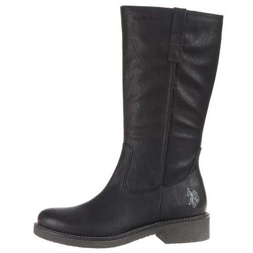 U.S. Polo Assn Scarlett Tall boots Czarny 36, kolor czarny