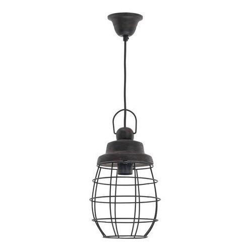 Eglo 49219 - Lampa wisząca VINTAGE 1xE27/60W/230V