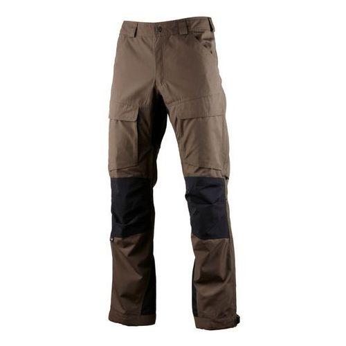 Lundhags Authentic Spodnie długie Mężczyźni oliwkowy 48-długie 2018 Spodnie turystyczne