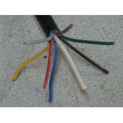 Przewód elektryczny 8-żyłowy YLY 7x1+1,5mm2