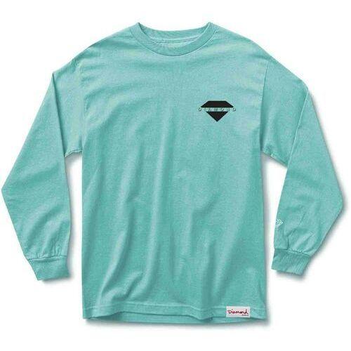 Koszulka - viewpoint l/s tee sp18 diamond blue (dblu) rozmiar: xl, Diamond