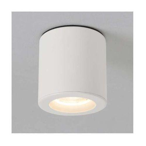 Downlight LAMPA sufitowa KOS 7176 Astro okrągła OPRAWA łazienkowa IP65 tuba biała - produkt z kategorii- Plafony