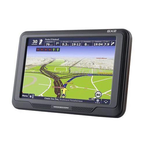 FreeWay SX2 marki Modecom - nawigacja samochodowa