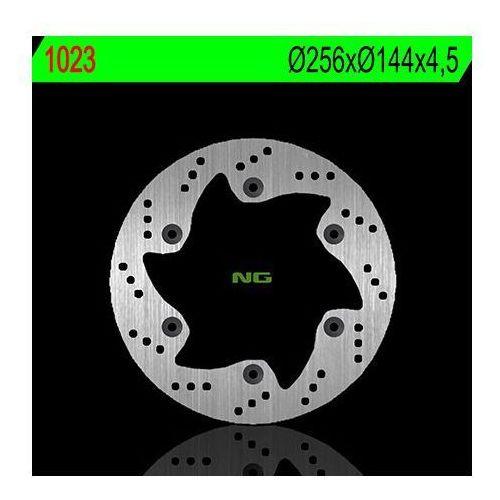 Ng 1023 tarcza hamulcowa honda sh 300 06-17, nse 50 96-01 (256x144z4,50)(6x105mm)