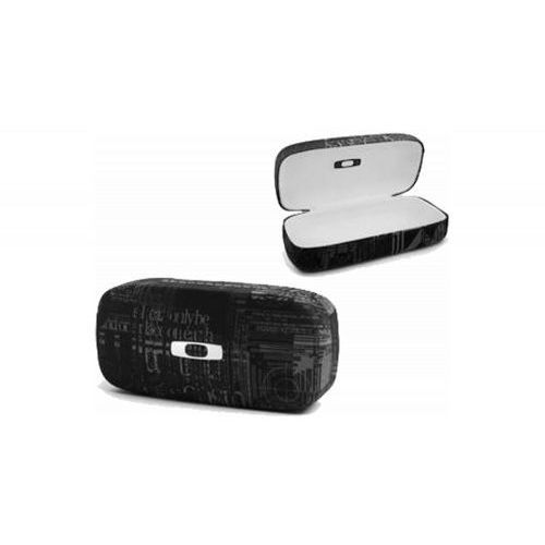 Oakley square hard black headline etui na okulary 100-270-001