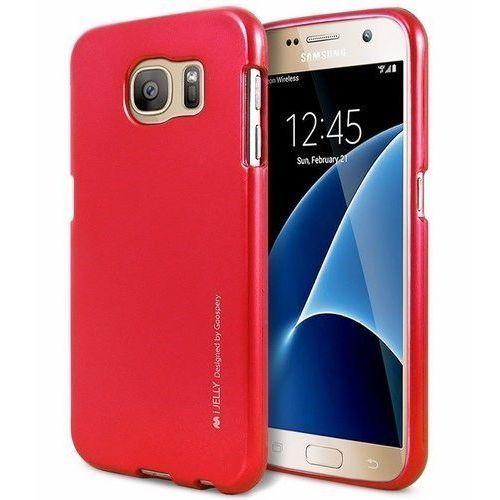 Etui Mercury iJelly do Huawei Mate 10 czerwone (8806164398791)